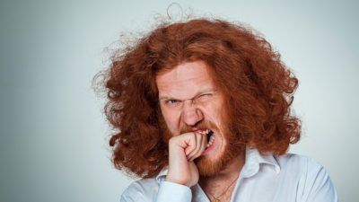 El estrés también afecta a tu boca. ¿Quieres saber cómo?